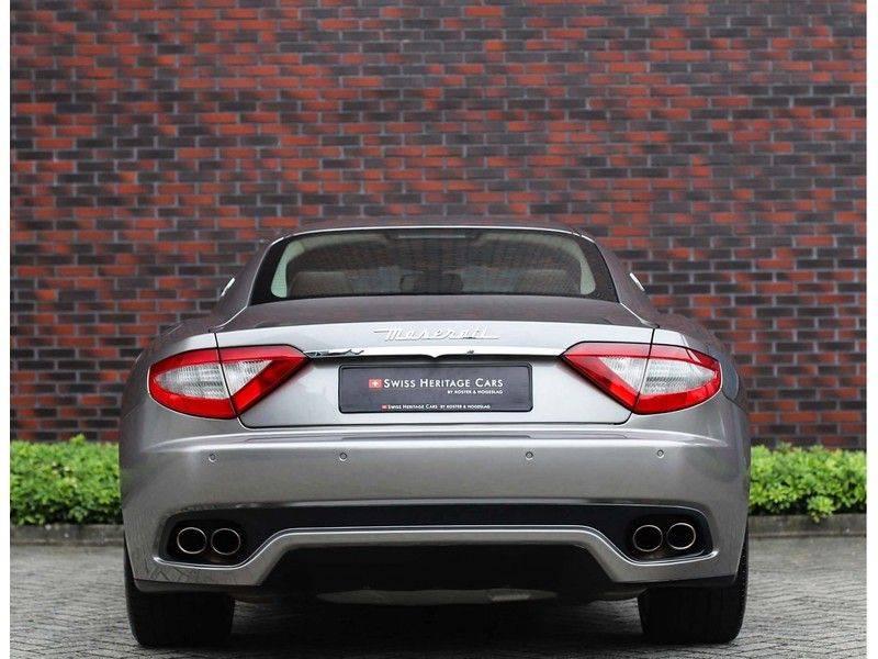Maserati GranTurismo 4.7 S *Dealer onderhouden*Memory*Vol!* afbeelding 18