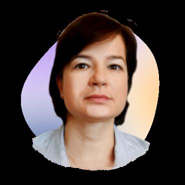 Portrait of Anca Zamfir