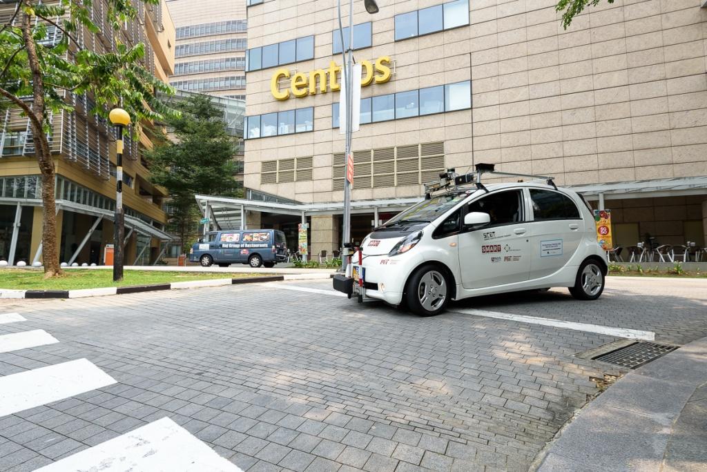 SMART electric passenger car