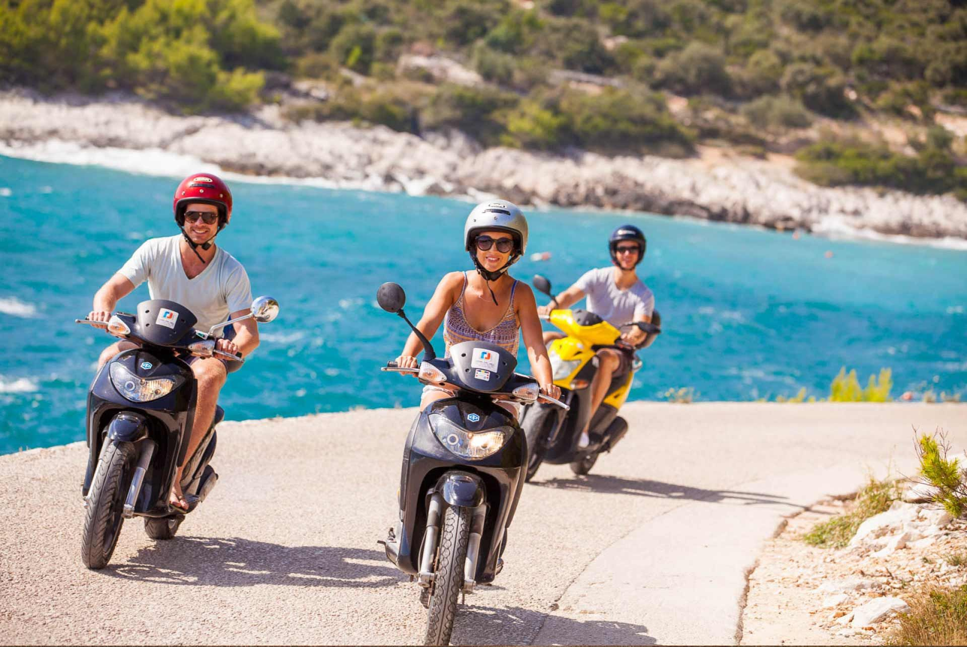 Antiparos Scooter Hire