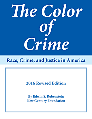 The Color of Crime: Race, Crime, and Justice in America