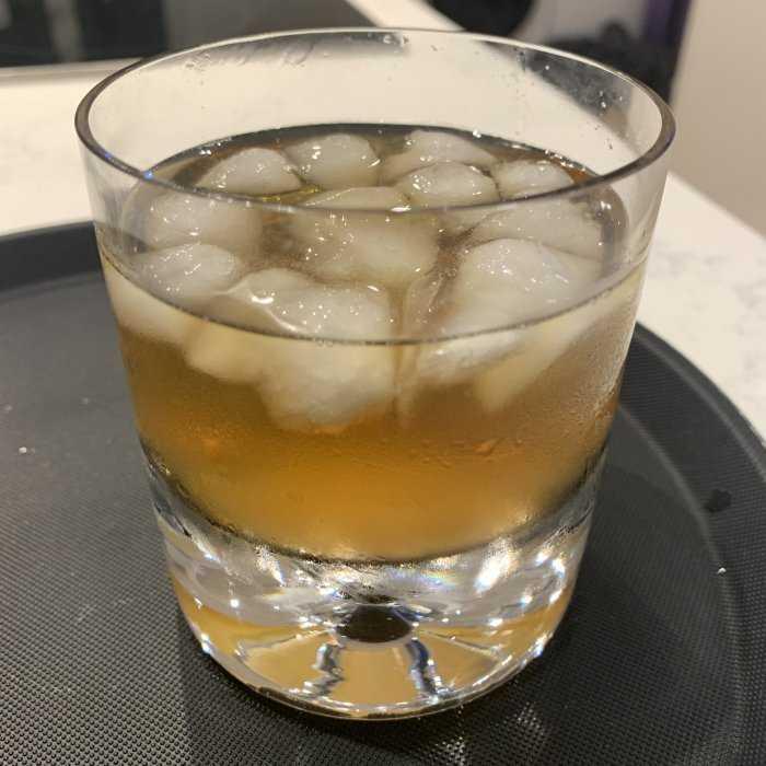 Godmother Cocktail