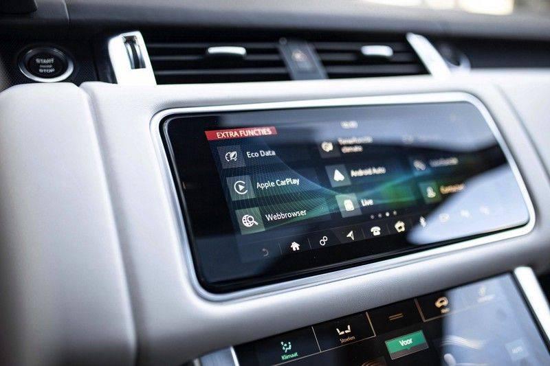 Land Rover Range Rover Sport P575 SVR *Pano / Meridian / Standkachel / HUD / ACC / Pixel-LED* afbeelding 18