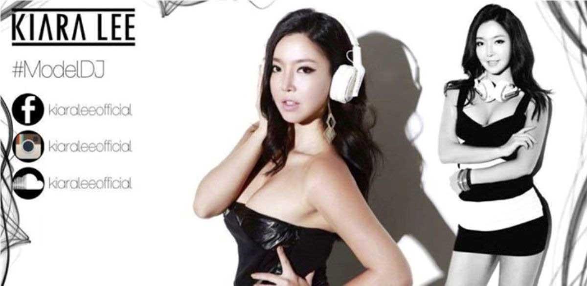 Gallery: Kiara Lee, DJ Asal Korea Yang Seksi Abis