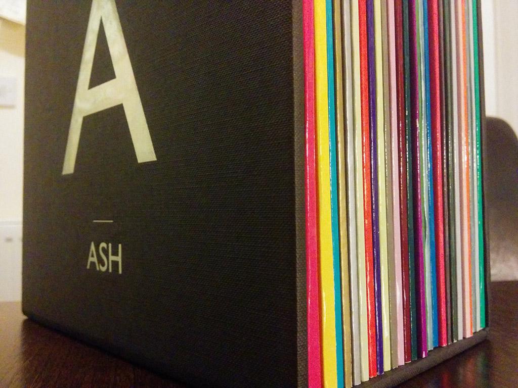 Ash - A-Z