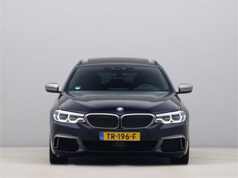 BMW 5 Serie M550xd Touring High Exe, full option ! afbeelding 6