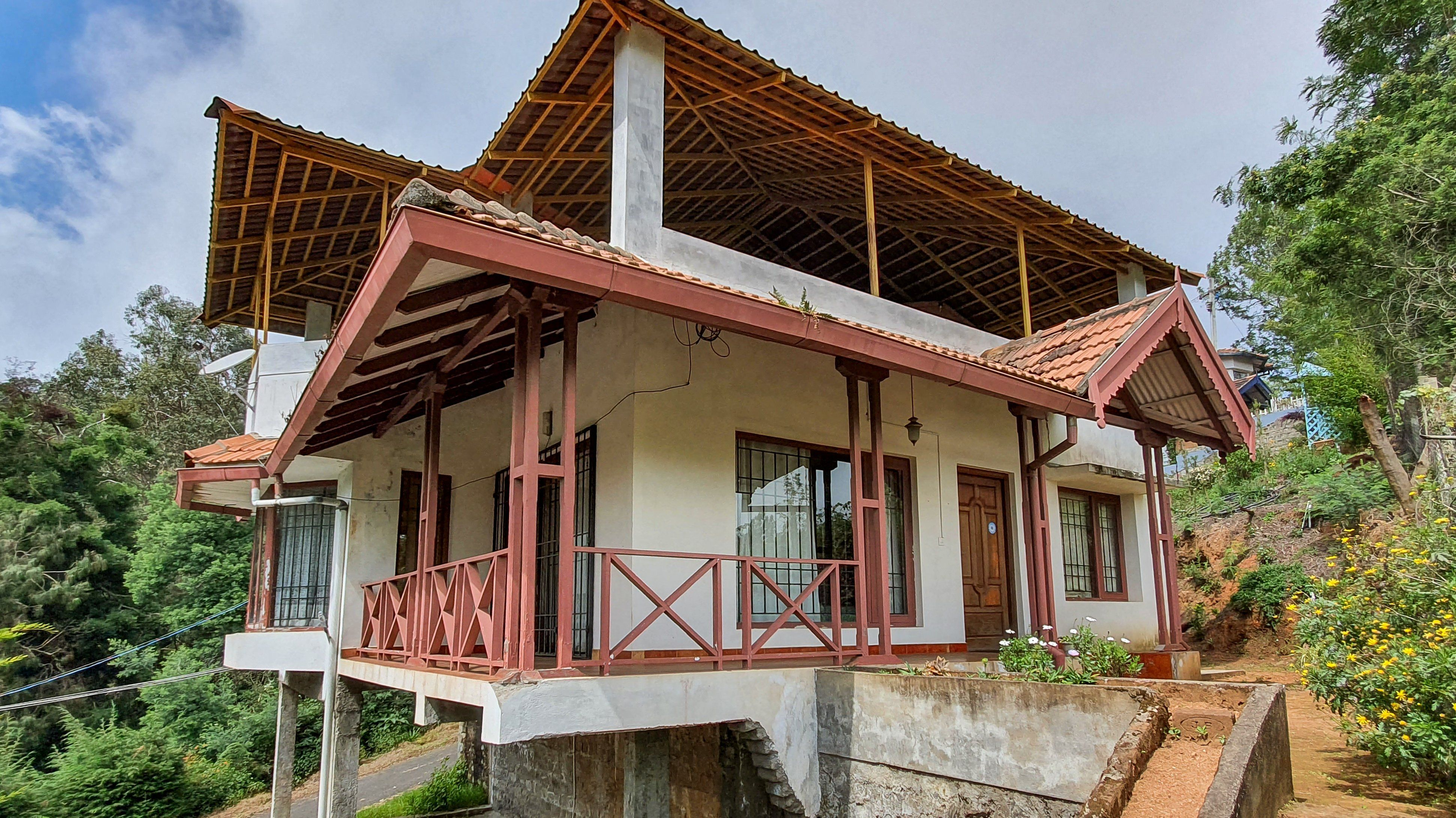 Alcote - Cottage for sale in Coonoor Bettati, Nilgiris - India