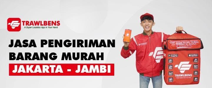 Jaminan Jasa Cargo Termurah dari Jakarta ke Jambi