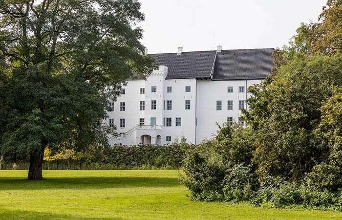 det smukke dragsholm slot