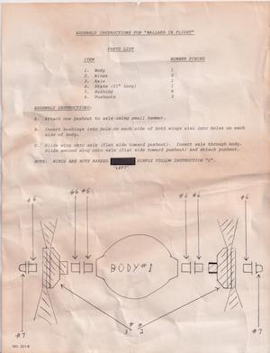 Dapol Flying Mallard #231 Instruction Manual.pdf preview