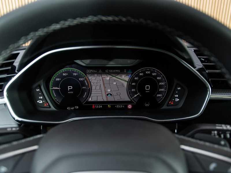 """Audi Q3 45 TFSI e S Edition 20"""", B&O, PANO, LED, B&O, S-LINE afbeelding 20"""