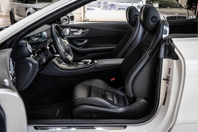 Mercedes-Benz E-Klasse Cabrio 350 AMG | Carbon | Burmester | 360º | Night pakket afbeelding 11