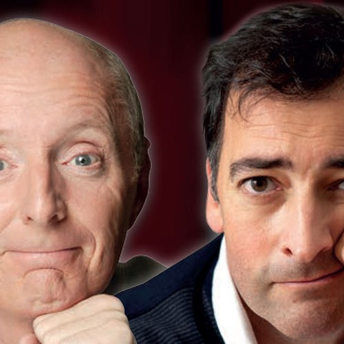 Read our profile on Jasper Carrott and Alistair McGowan as they get ready to split the bill and your sides