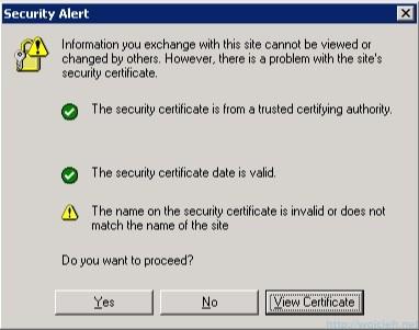 Domain Controller Certificate