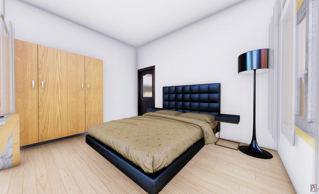 Vitrag Streamside Apartment for sale near Ooty - Bedroom