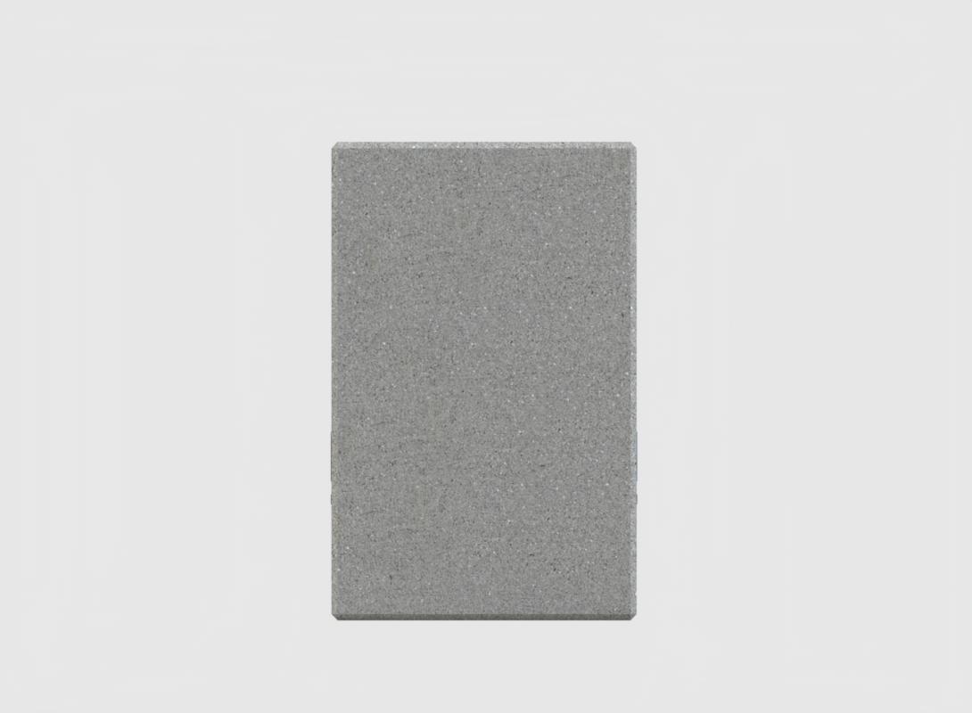 3m concrete barrier end