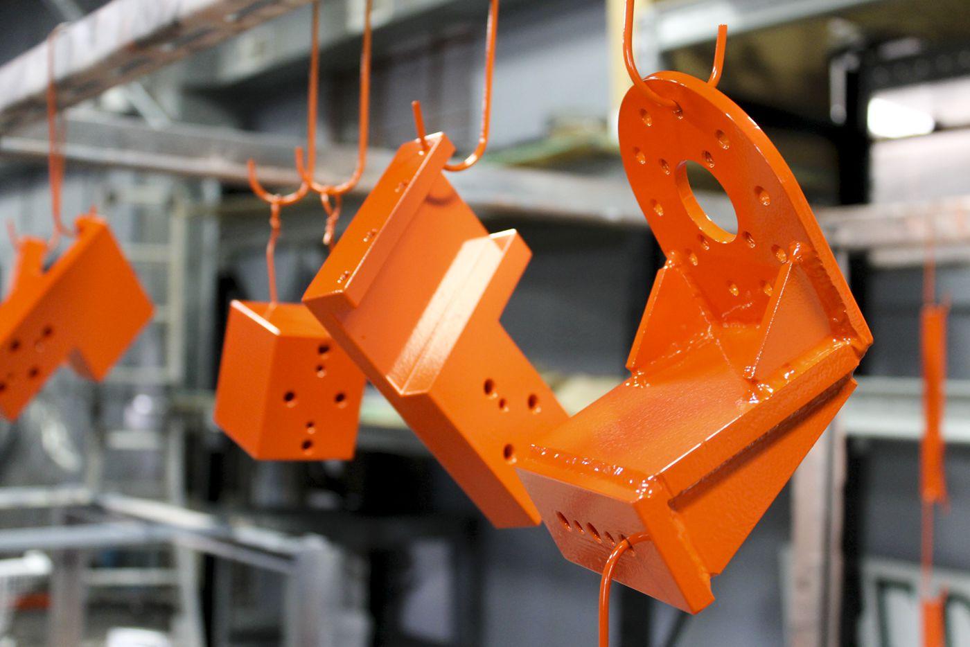 Orange Parts
