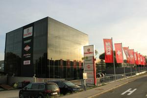 New Aebi support center at Variowelt