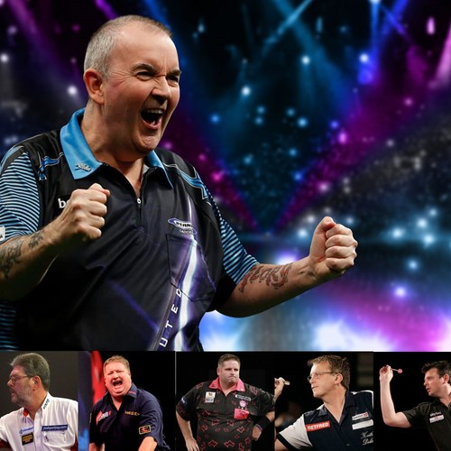 It's a bullseye for Potters: Meet the Super 8 Darts Players