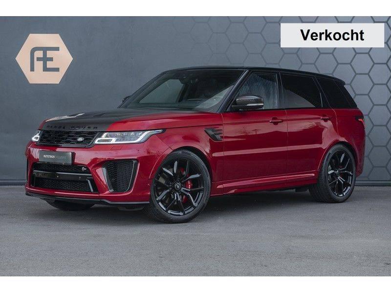 Land Rover Range Rover Sport SVR afbeelding 1
