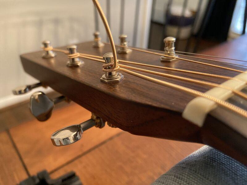 a wound string