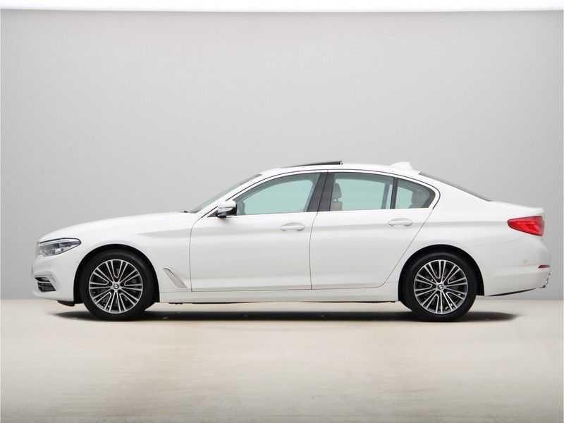 BMW 5 Serie 520d Luxury Line High Executive afbeelding 10