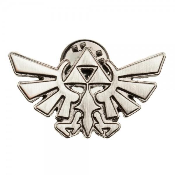 The Legend of Zelda Logo Lapel Pin
