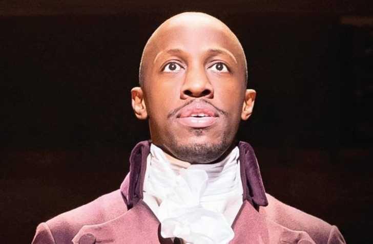 Giles Terera: Hamilton and Me