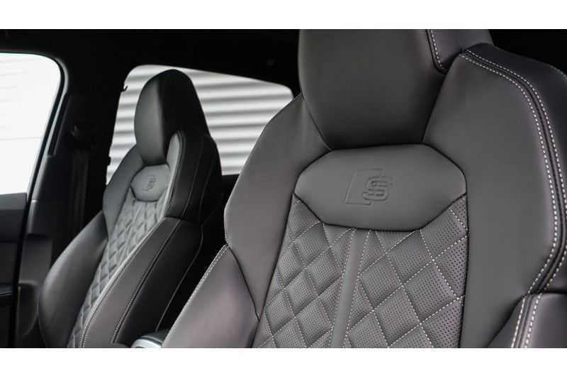 Audi Q7 60 TFSI e quattro Competition Panoramadak, BOSE, Massage, Ruitstiksel, Trekhaak afbeelding 17
