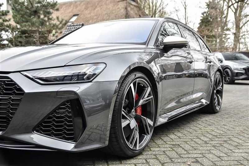 Audi RS6 DYNAMIC PLUS+DESIGNPAKKET+SP.ONDERSTEL NP.238K afbeelding 17
