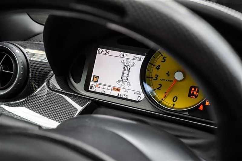 Ferrari 599 GTB NOVITEC+ CERAMIC BRAKES+DAYTONA STOELEN afbeelding 11