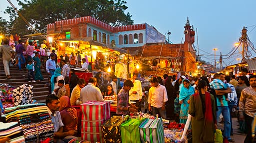 India's consumer market and culture