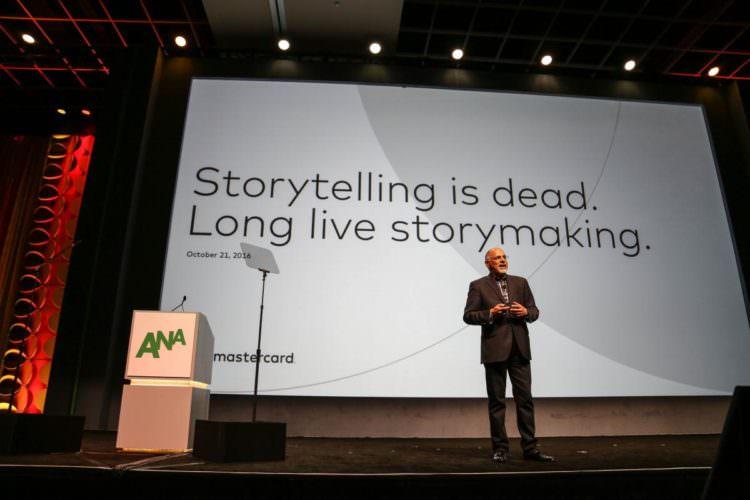 Storytelling Is Dead My Ass