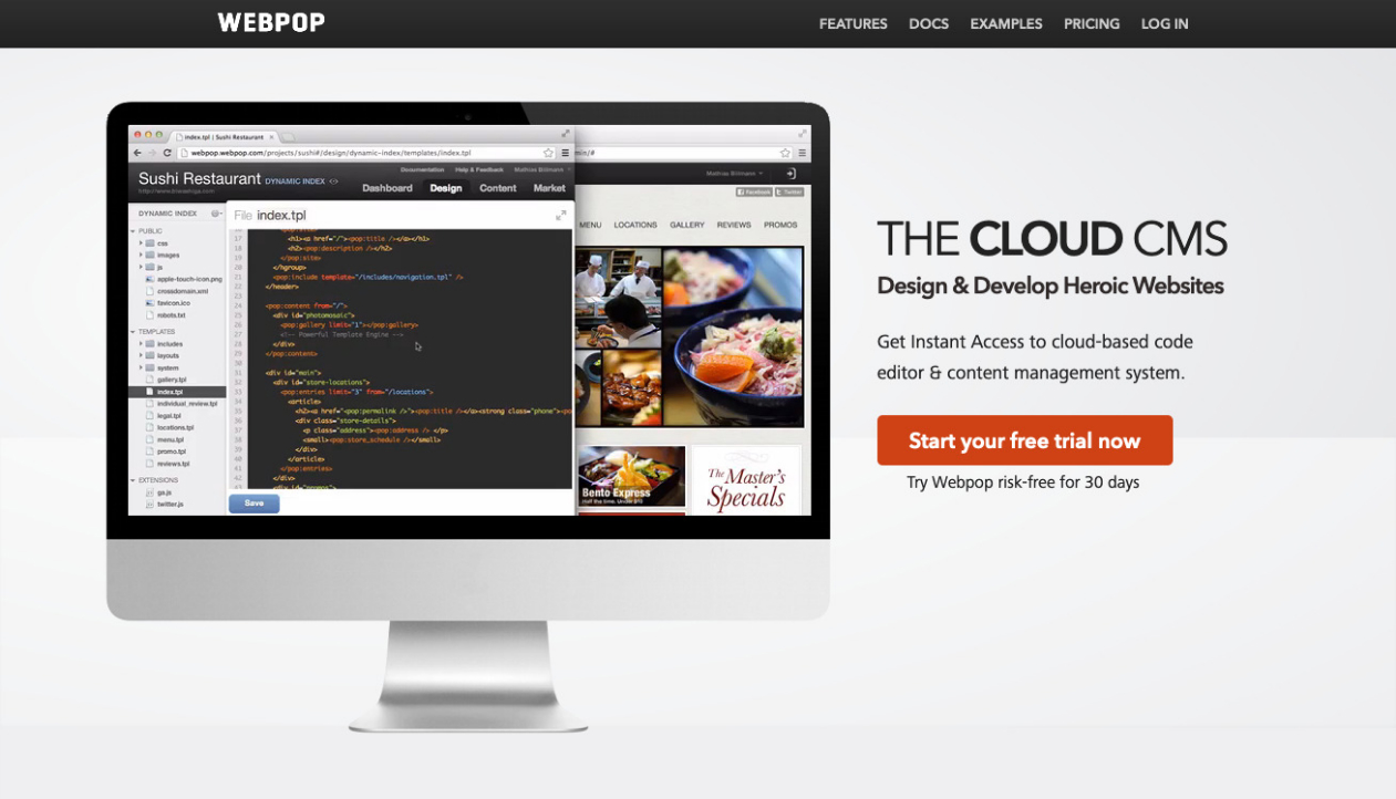 WebPop