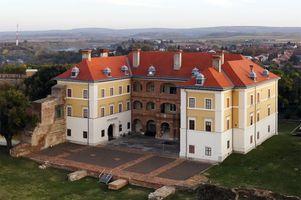 Projekt - Dvorac Odescalchi Ilok