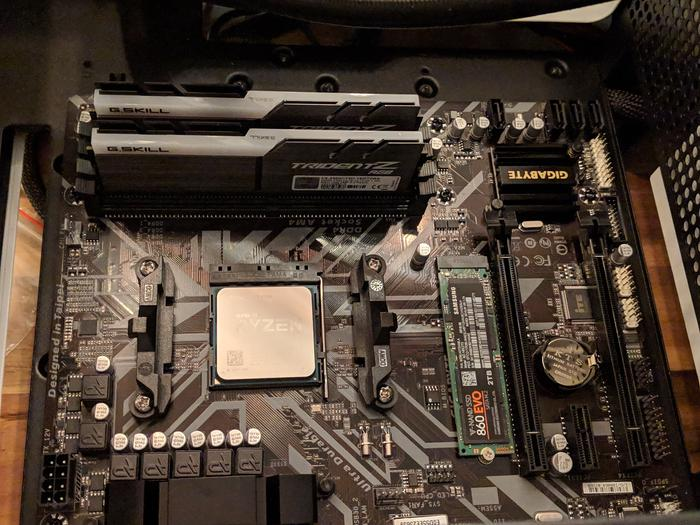 Charlie's Motherboard