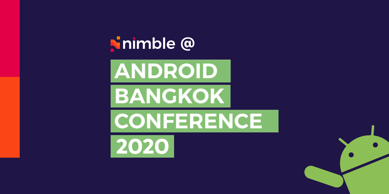 Android Bangkok Conference 2020
