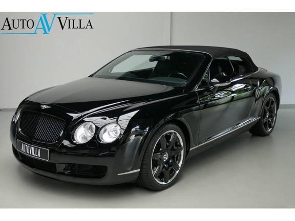 Bentley Continental GT 6.0 W12 GTC Mulliner