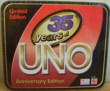 35th Anniversary Edition Uno