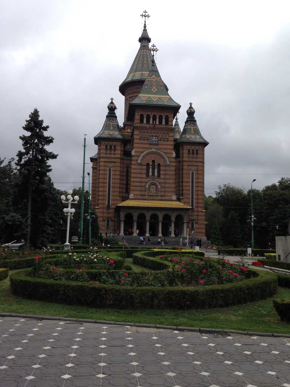 featured image thumbnail for post Trip to Romania - Timisoara