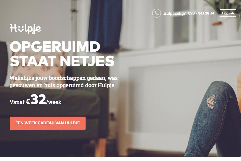 Hulpje.nl slideshow image 1