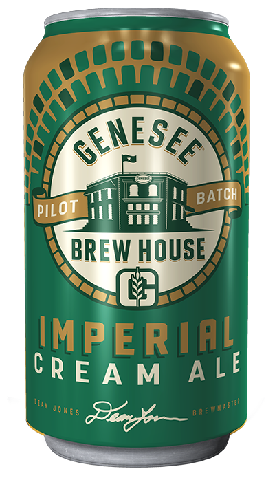 Genesee Imperial Cream Ale can
