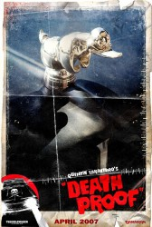 cover Grindhouse Presents Death Proof