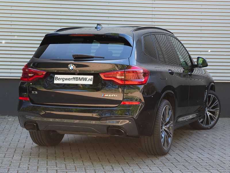 BMW X3 M40i xDrive - Individual Leder - Panorama - ACC - Harman Kardon - Memoryzetels afbeelding 6