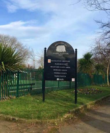 Chapel Allerton Park