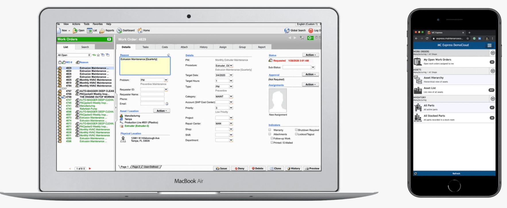 Asset Management Software Purpose Built for the Digital World - Main