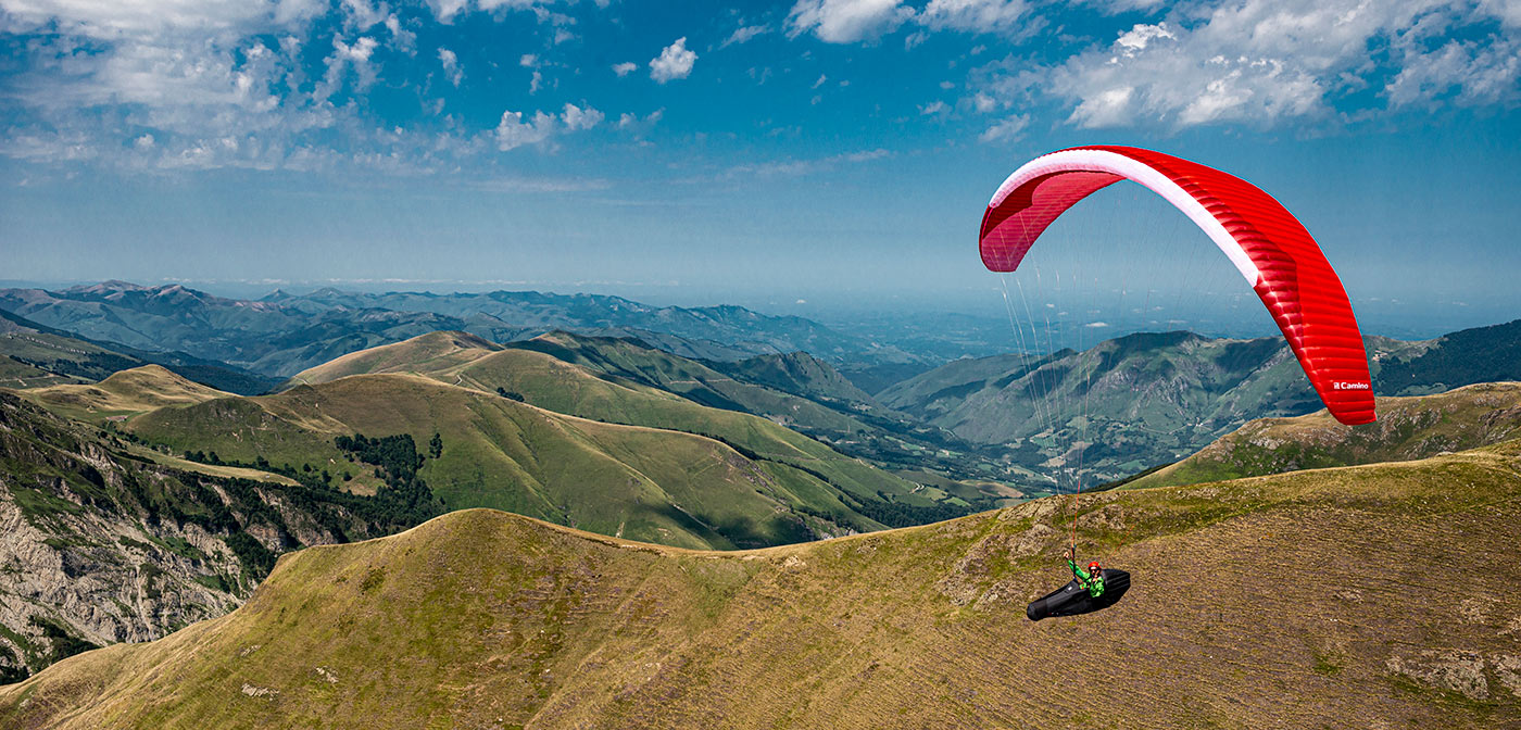Camino – Light XC paraglider