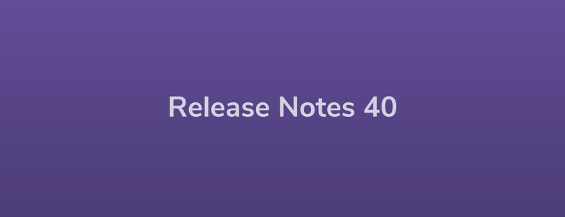 Esper Release Notes – DevRel 40