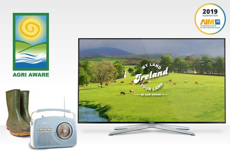 agri aware tv advertisement