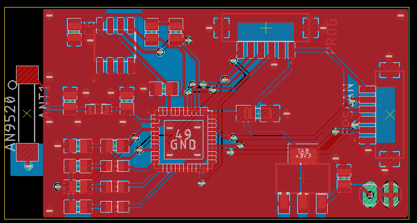 Prototype device board design